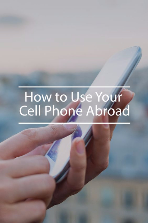 DIY Phone Hacks - Using Your Phone Abroad - Cool Tips and Tricks for Phones, Headphones and iPhone How To - Make Speakers, Change Settings, Know Secrets You Can Do With Your Phone By Learning This Cool Stuff - DIY Projects and Crafts for Men and Women http://diyjoy.com/diy-iphone-hacks