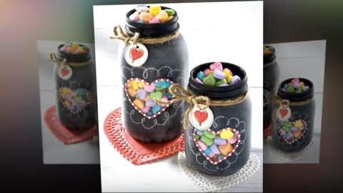 25 Awesome Valentine S Day Mason Jar Gift Ideas That Your Friends And Family Will Love