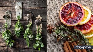 30 DIY Ideas With Dried Herbs