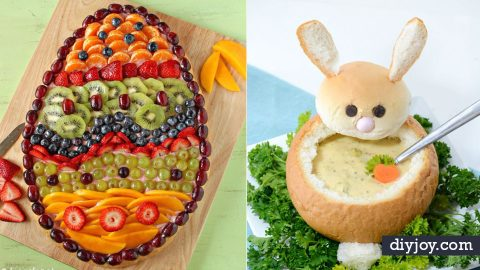 33 Easter Dinner Recipes | DIY Joy Projects and Crafts Ideas