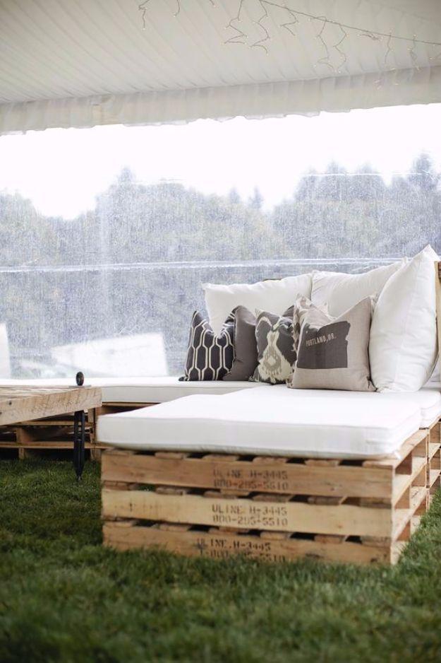 DIY Outdoor Wedding Decor Ideas - 41 Decorations For Weddings