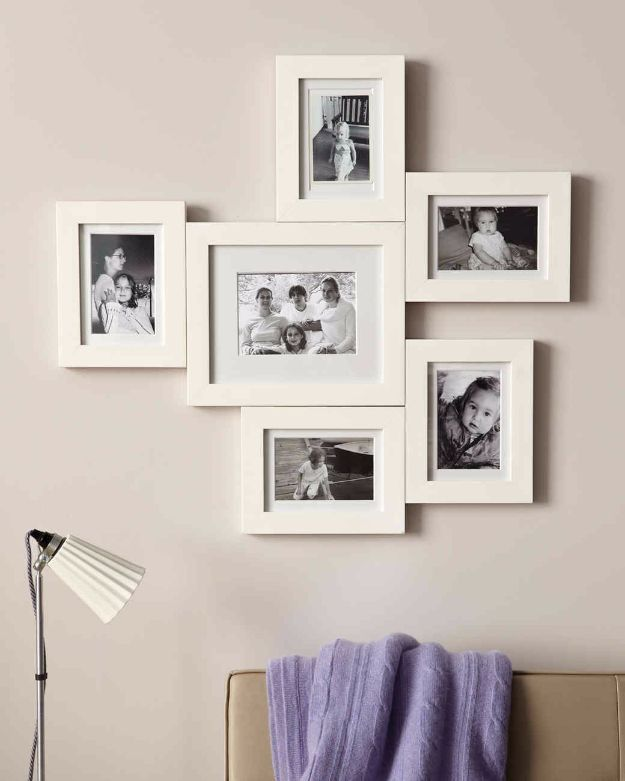 Tricks For Hanging Photos And Frames