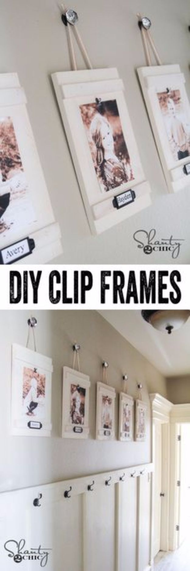 Tips And Tricks For Hanging Photos Frames Diy With Labels Step