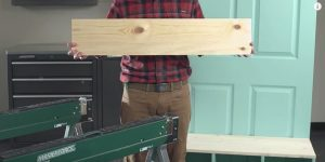 He Paints A Door And You Won't Believe The Brilliant Thing He Does With It!