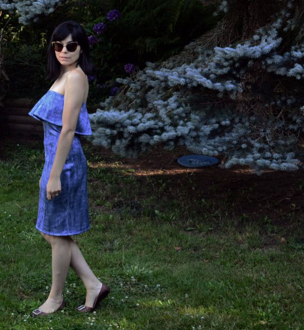 DIY Dresses to Sew for Summer - Fiona Summer Dress - Best Free Patterns For Dress Ideas - Easy and Cheap Clothes to Make for Women and Teens - Step by Step Sewing Projects - Short, Summer, Winter, Fall, Inexpensive DIY Fashion