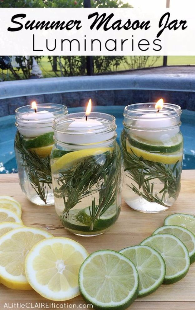 Best Ways to Get Rid of Bugs - Non-Toxic DIY Mason Jar To Keep Away Bugs - Easy Tips and Tricks to Get Rid of Roaches, Ants, Fleas and Flies - DIY Ways To Exterminate and Elimiate Pests from Your Home and Yard, Picnics and Outdoor Barbecue http://diyjoy.com/ways-to-get-rid-of-bugs