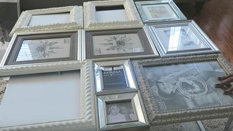 I Was Shocked When I Saw The Amazing Thing She Did With These Picture Frames! | DIY Joy Projects and Crafts Ideas