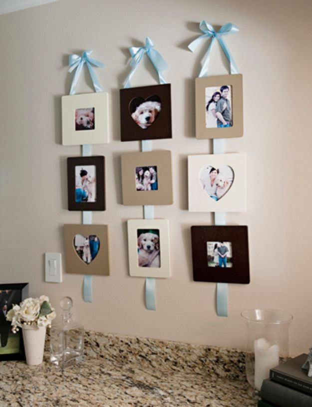 Tips And Tricks For Hanging Photos Frames Pretty Functional Ribbon