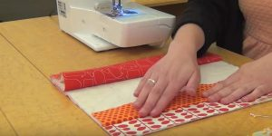 Wanting To Practice Quilting, She Used Her Scraps And What She Made Was Awesome (Watch!)