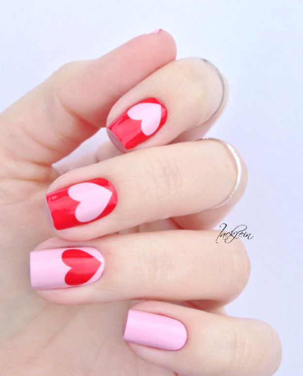 Quick Nail Art Ideas - Romance Collection - Easy Step by Step Nail Designs With Tutorials and Instructions - Simple Photos Show You How To Get A Perfect Manicure at Home - Cool Beauty Tips and Tricks for Women and Teens