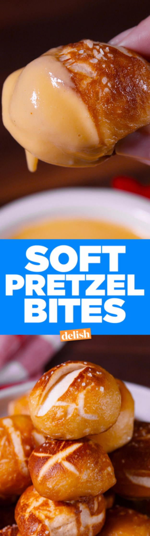 Best Canned Biscuit Recipes - Soft Pretzel Bites - Cool DIY Recipe Ideas You Can Make With A Can of Biscuits - Easy Breakfast, Lunch, Dinner and Desserts You Can Make From Pillsbury Pull Apart Biscuits - Garlic, Sour Cream, Ground Beef, Sweet and Savory, Ideas with Cheese - Delicious Meals on A Budget With Step by Step Tutorials