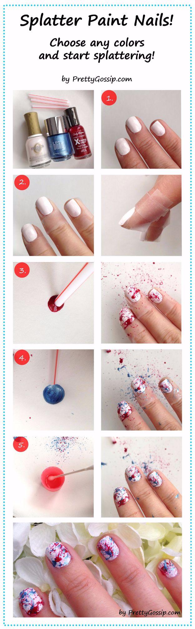 Как сделать маникюр в домашних условиях пошаговая инструкция фото ребёнку
