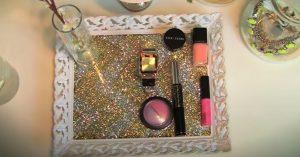 Budget-Friendly DIY Vanity Tray