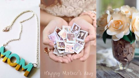45 Inexpensive DIY Mothers Day Gift Ideas   DIY Joy Projects and Crafts Ideas