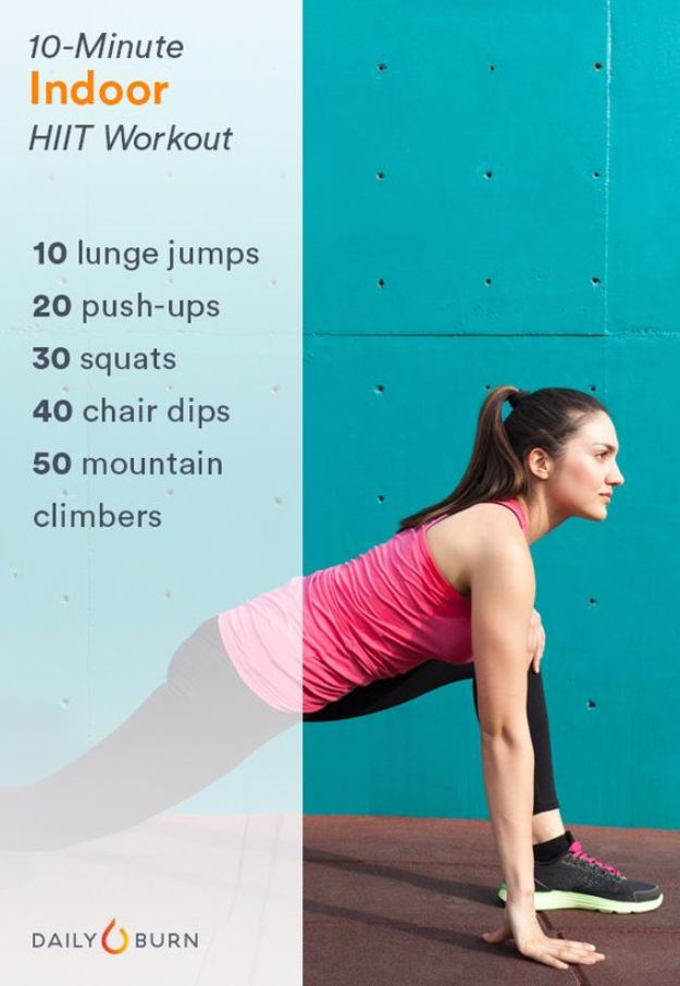 Best Quick At Home Workouts - 10 Minute Indoor Workout - Easy Tutorials and Work Out Ideas for Strength Training and Exercises - Step by Step Tutorials for Butt Workouts, Abs Tummy and Stomach, Legs, Arms, Chest and Back - Fast 5 and 10 Minute Workouts You Can Do On Your Lunch Break, In Car, in Hotel #exercise #health