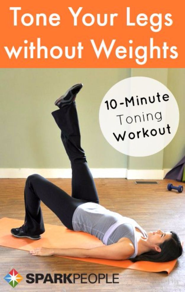 Best Quick At Home Workouts - 10-Minute Lean Legs Workout - Easy Tutorials and Work Out Ideas for Strength Training and Exercises - Step by Step Tutorials for Butt Workouts, Abs Tummy and Stomach, Legs, Arms, Chest and Back - Fast 5 and 10 Minute Workouts You Can Do On Your Lunch Break, In Car, in Hotel #exercise #health
