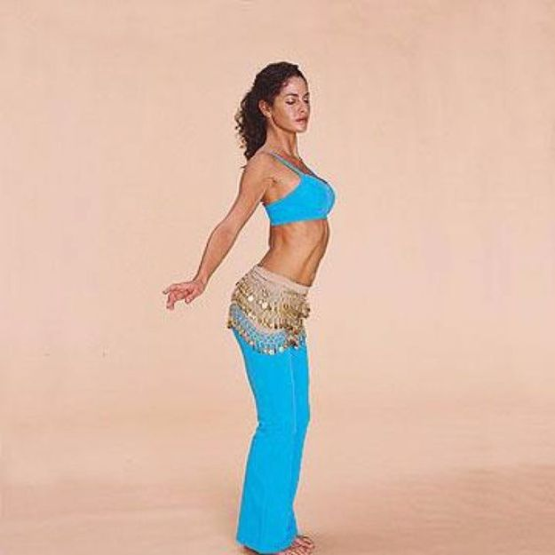 Best Quick At Home Workouts - 10-Minute Workout Belly-Dance Away Ab Flab - Easy Tutorials and Work Out Ideas for Strength Training and Exercises - Step by Step Tutorials for Butt Workouts, Abs Tummy and Stomach, Legs, Arms, Chest and Back - Fast 5 and 10 Minute Workouts You Can Do On Your Lunch Break, In Car, in Hotel #exercise #health