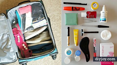 31 Genius Packing Tips and Tricks You'll Wish You Knew About Before Now | DIY Joy Projects and Crafts Ideas