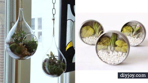 36 Impressive DIY Terrarium Ideas | DIY Joy Projects and Crafts Ideas