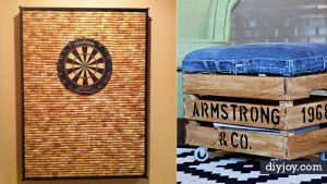 50 Best DIY Mancave Decor Ideas