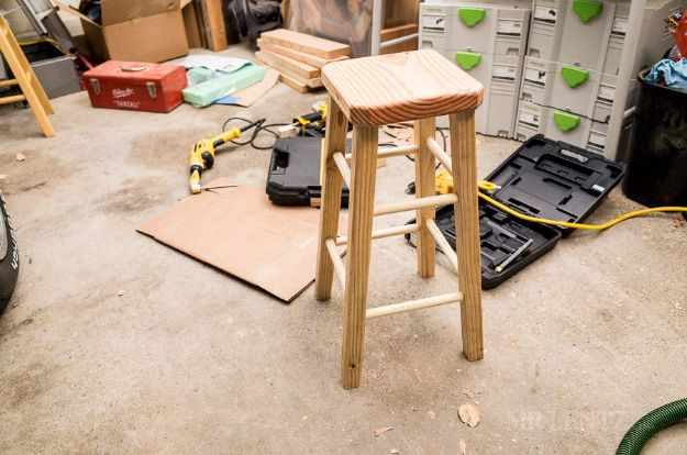 diy barstools - Bar Stool DIY - Easy and Cheap Ideas for Seating and Creative Home Decor - Do It Yourself Bar Stools for Modern, Rustic, Farmhouse, Shabby Chic, Industrial and Simple Classic Decor #barstools #diy