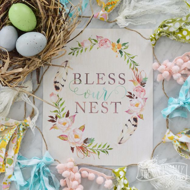 Best Free Printables For Your Walls - Bless Our Nest Free Printable - Free Prints for Wall Art and Picture to Print for Home and Bedroom Decor - Crafts to Make and Sell With Ideas for the Home, Organization #diy