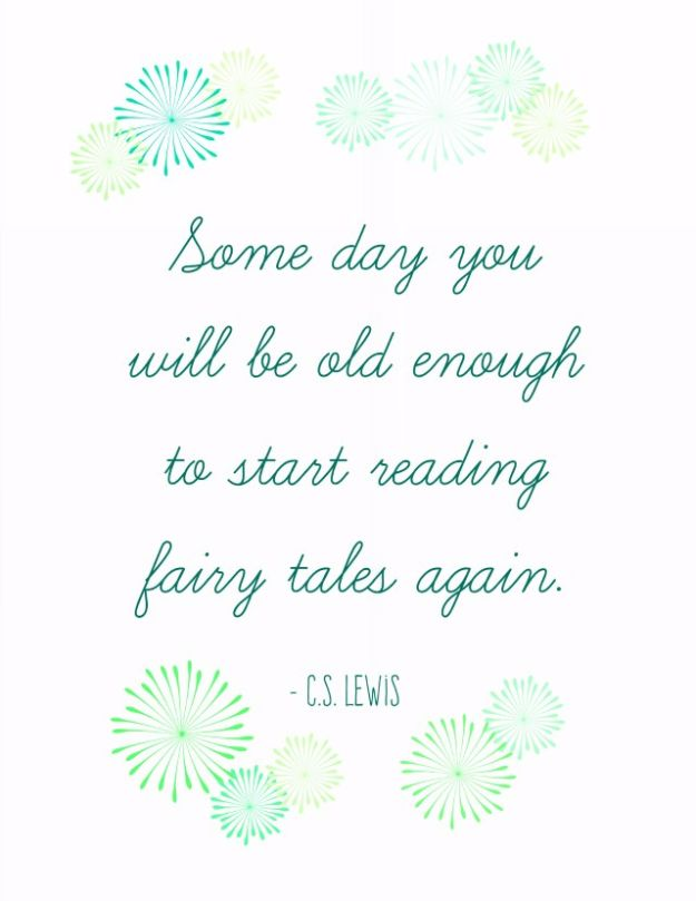 Best Free Printables For Your Walls   CS Lewis Free Printable   Free Prints  For Wall Part 87