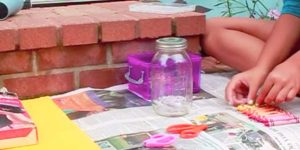 Crayon Drip Art Is Cool, But What Happens When You Add A Mason Jar To The Mix Is Unbelievable!