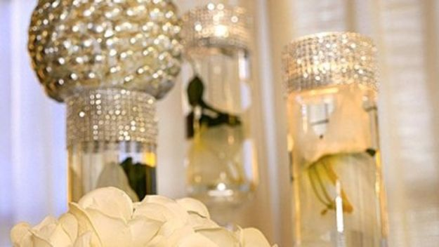 33 best diy wedding centerpieces you can make on a budget diy wedding centerpieces diy easy wedding centerpiece do it yourself ideas for brides and solutioingenieria Gallery