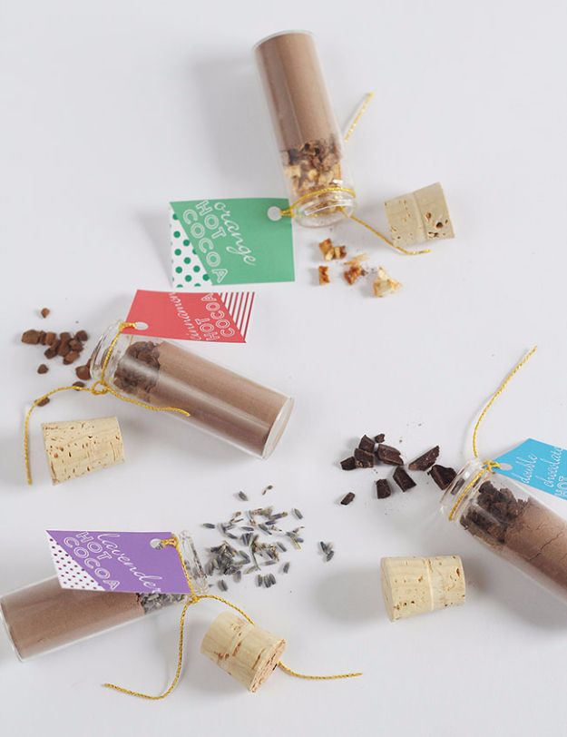 DIY Wedding Favors - DIY Hot Cocoa Favors - Do It Yourself Ideas for Brides and Best Wedding Favor Ideas for Weddings - cheap wedding favor ideas #wedding #diy
