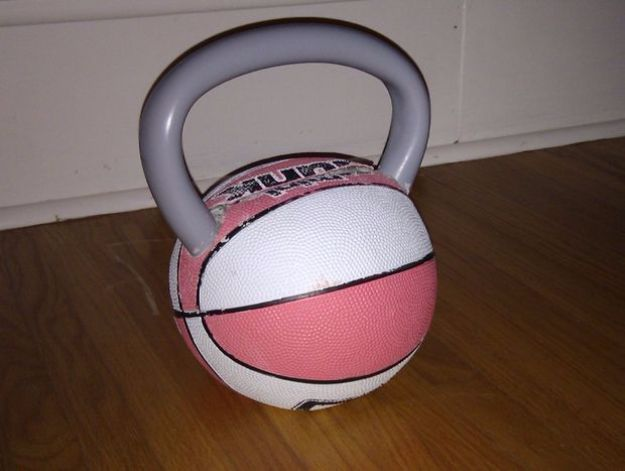 DIY Exercise Equipment Projects - DIY Kettlebells For Under $10 - Homemade Weights and Strength Training Projects - How To Build Simple and Easy Fitness Equipment, Yoga Mats, PVC Pipe Ideas for Butt Workouts, Strength Training and Do It Yourself Workouts At Home t