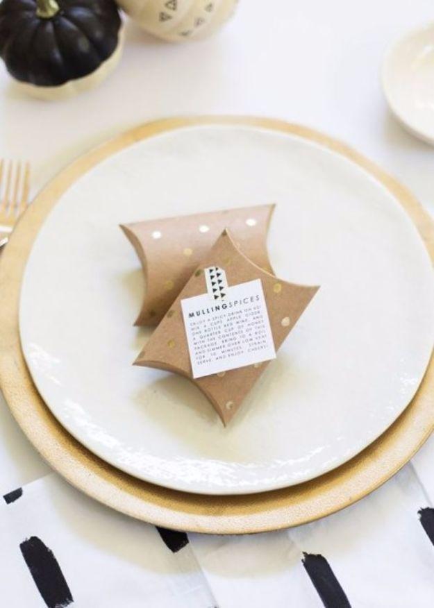DIY Wedding Favors - DIY Mulling Spice Favors - Do It Yourself Ideas for Brides and Best Wedding Favor Ideas for Weddings - cheap wedding favor ideas #wedding #diy