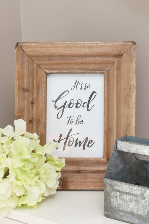 Best Free Printables For Your Walls - Free Housewarming Printable - Free Prints for Wall Art and Picture to Print for Home and Bedroom Decor - Crafts to Make and Sell With Ideas for the Home, Organization #diy
