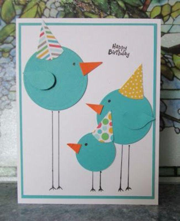 23 Unusually Creative And Adorable Diy Birthday Gift Ideas: 30 Creative Ideas For Handmade Birthday Cards