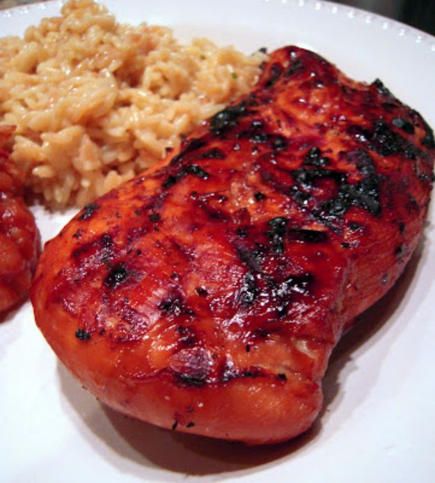 Best Coca Cola Recipes - Grilled Coca Cola Chicken - Make Awesome Coke Chicken, Coca Cola Cake, Meatballs, Sodas, Drinks, Sweets, Dinners, Meat, Slow Cooker and Recipe Ideas #cocacola #recipes #desserts