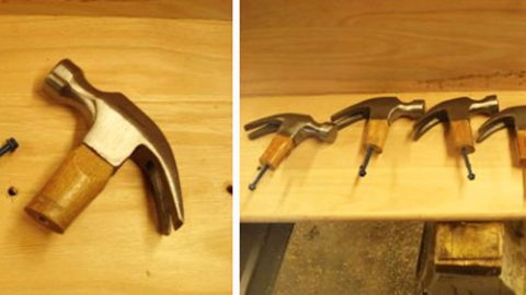 I Was Shocked When I Saw What He Did With These Hammers! | DIY Joy Projects and Crafts Ideas