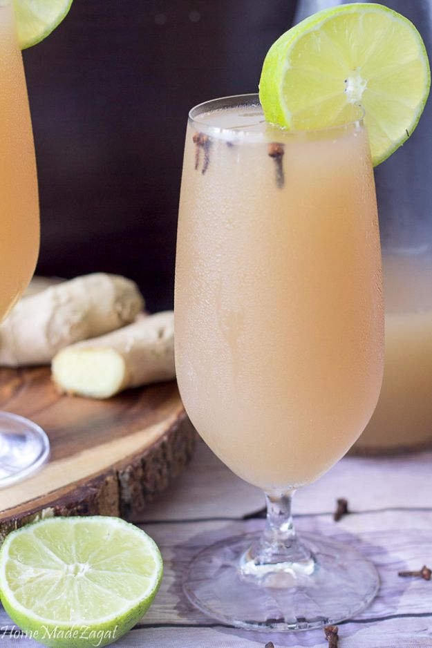 Best Homemade Beer Recipes - Homemade Carribean Ginger Beer - Easy Homebrew Drinks and Brewing Tutorials for Craft Beers Made at Home - IPA, Summer, Red, Lager and Ales - Instructions and Step by Step Tutorials for Making Beer at Home http://diyjoy.com/homemade-beer-recipes