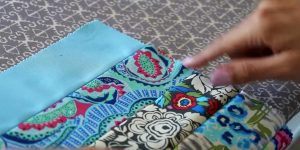 She Makes An Easy Jelly Roll Quilt That Is Perfect For Beginners (Watch!)