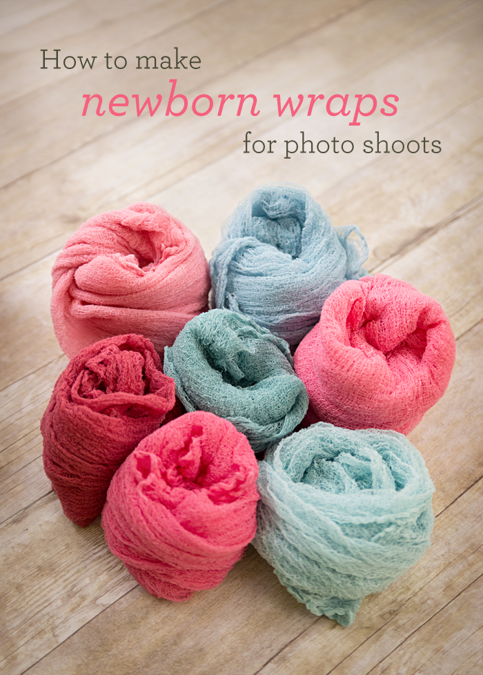 DIY Ideas for Newborn - Newborn Wraps For Photoshoot - Do It Yourself Projects for the New Baby Boy or Girl - Nursery and Room Decor, Gear and Products, Safety Ideas and Other Practical Items Make Great DIY Baby Gifts