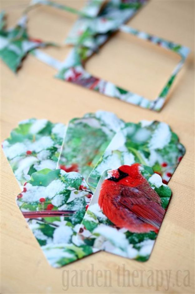 Homemade Gift Cards and Tags - Recycled Cards Into Gift Cards - Easy and Cheap Ideas for Creative Handmade Birthday, Christmas, Mothers Day and Father Day Cards - Cute Holiday Gift Tags, Dollar Store Crafts, Homemade DIY Gifts and Gift Card Holders You Can Make at Home - Fun Crafts for Adults, Kids and Teens #diygifts #gifttags