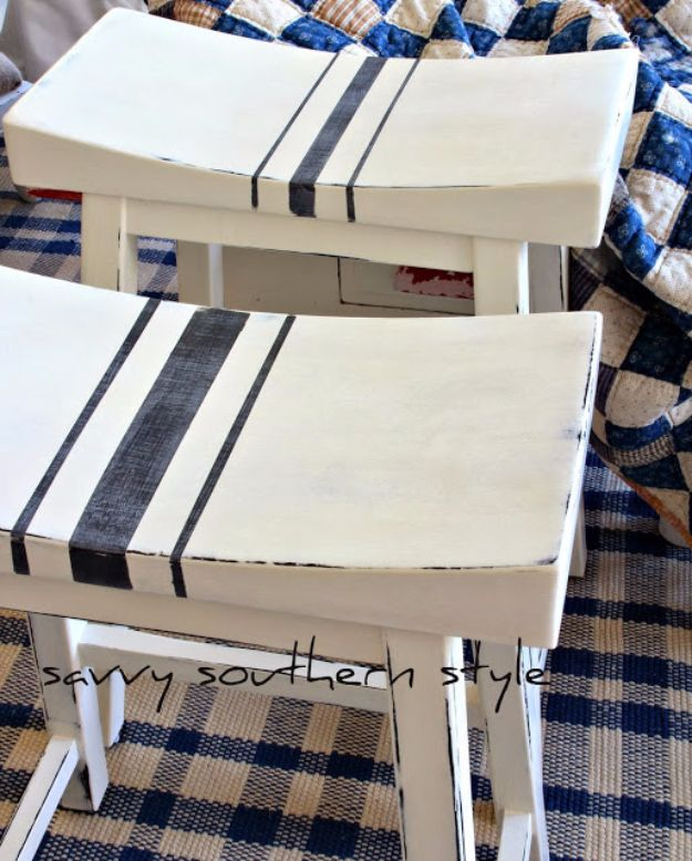 diy barstools - Savvy Bar Stools - Easy and Cheap Ideas for Seating and Creative Home Decor - Do It Yourself Bar Stools for Modern, Rustic, Farmhouse, Shabby Chic, Industrial and Simple Classic Decor #barstools #diy