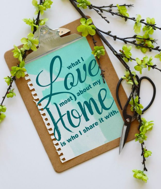 Free Printables For Your Walls - What I Love Most About My Home Free Printables - Best Free Prints for Wall Art and Picture to Print for Home and Bedroom Decor - Ideas for the Home, Organization - Quotes for Bedroom and Kitchens, Vintage Bathroom Pictures - Downloadable Printable for Kids - DIY and Crafts by DIY JOY http://diyjoy.com/free-printables-walls