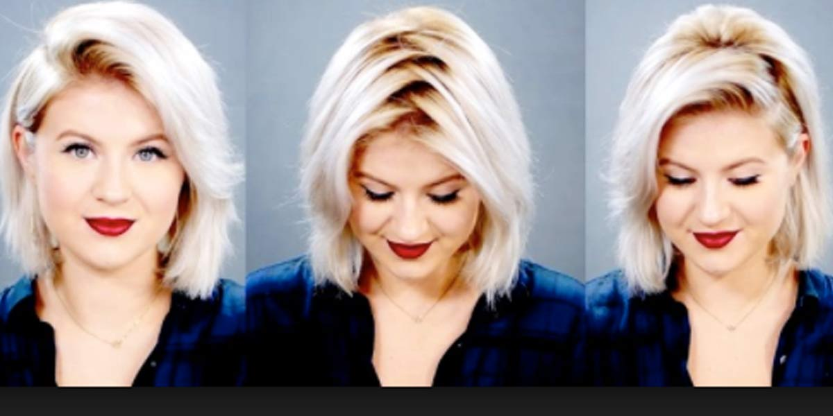 Change Up Your Hairstyle With These 10 Fabulous Ways To Part Your Hair Watch