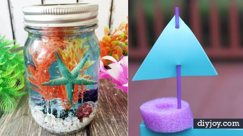 37 Best DIY Ideas for Kids To Make This Summer   DIY Joy Projects and Crafts Ideas