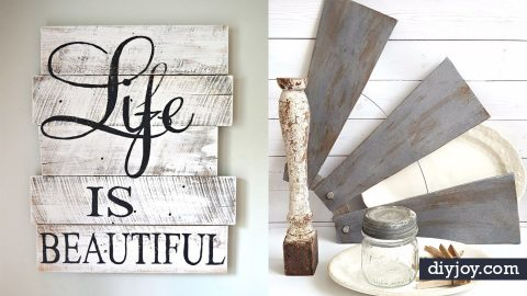 37 Cool Country Decor Ideas That Will Look Great In Your Home | DIY Joy Projects and Crafts Ideas
