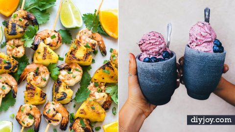 41 Best Recipes To Beat The Summer Heat | DIY Joy Projects and Crafts Ideas