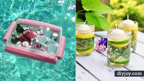 41 Cool DIY Hacks for Summer | DIY Joy Projects and Crafts Ideas