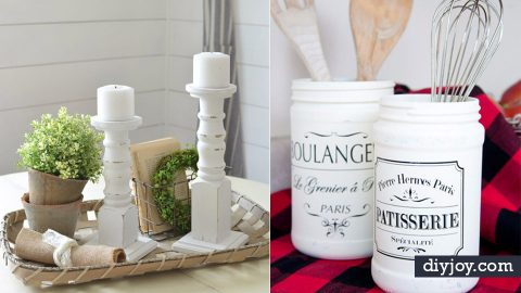 43 Best Country Crafts For Your Home | DIY Joy Projects and Crafts Ideas