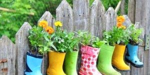 34 Easy and Cheap DIY Garden Pots You Never Thought Of!