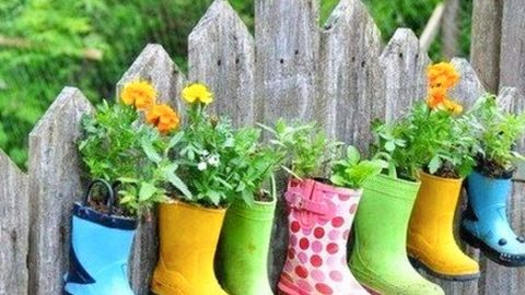 Diy Garden Pots 34 easy and cheap diy garden pots you never thought of workwithnaturefo